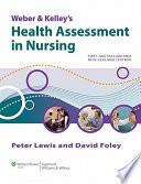 Weber & Kelley's Health Assessment in Nursing