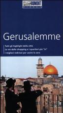 Guida Turistica Gerusalemme Immagine Copertina