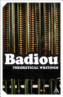 Theoretical Writings [Pdf/ePub] eBook