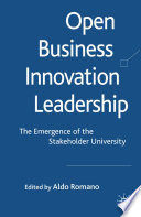 Open Business Innovation Leadership Book PDF
