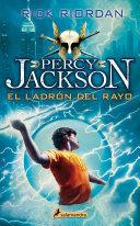 El ladr  n del rayo   Percy Jackson   the Olympians  book 1   Book