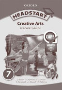 Books - Headstart Creative Arts Grade 7 Teachers Guide | ISBN 9780199045662