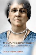 The L.M. Montgomery Reader Pdf/ePub eBook