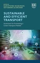 Sustainable and Efficient Transport [Pdf/ePub] eBook