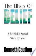 The Ethics of Belief