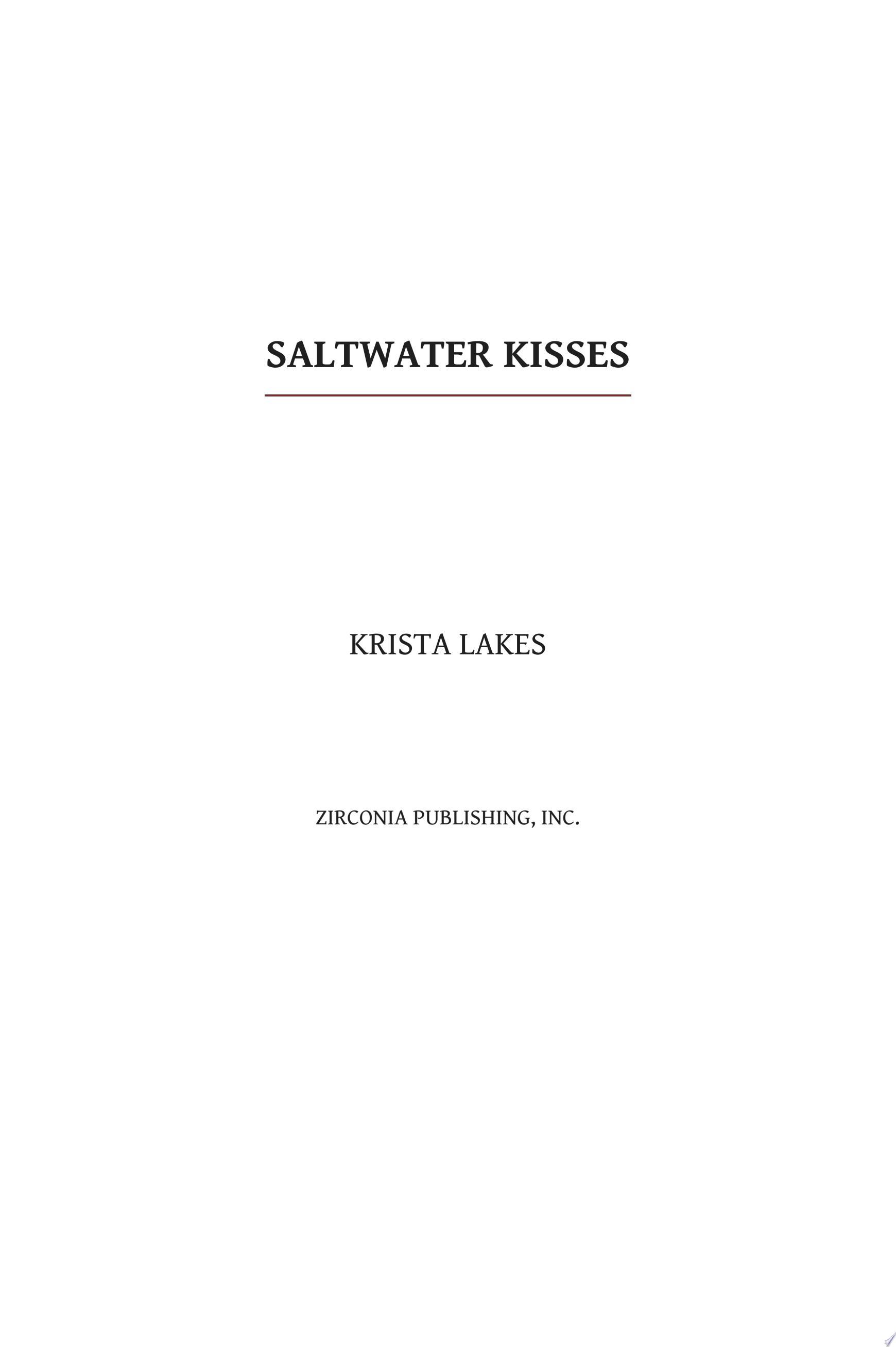 Saltwater Kisses  A Billionaire Love Story