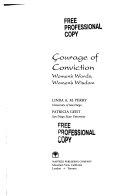 Pdf Courage of Conviction