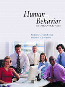 Human Behavior in Organizations