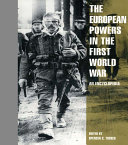 The European Powers in the First World War Pdf/ePub eBook