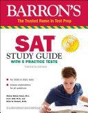 SAT Study Guide with 5 Practice Tests
