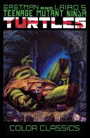 Teenage Mutant Ninja Turtles Color Classics  Vol  3