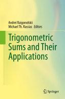 Trigonometric Sums and Their Applications [Pdf/ePub] eBook