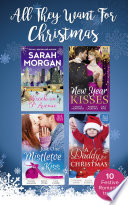 All They Want For Christmas Collection Mills Boon E Book Collections