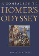 Pdf A Companion to Homer's Odyssey