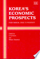Korea s Economic Prospects Book
