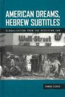 American Dreams  Hebrew Subtitles Book