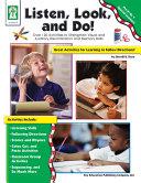 Listen, Look, and Do!, Grades PK - 1 Pdf/ePub eBook
