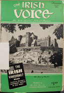 The Irish Voice Book