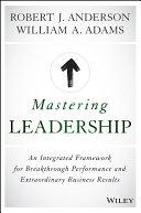 Mastering Leadership Book