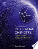 Encyclopedia of Interfacial Chemistry Book