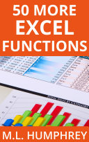 50 More Excel Functions
