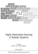 Highly Redundant Sensing in Robotic Systems