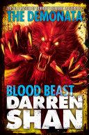 Blood Beast  The Demonata  Book 5