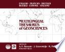 Multilingual Thesaurus of Geosciences
