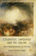 Coleridge, Language and the Sublime Pdf/ePub eBook