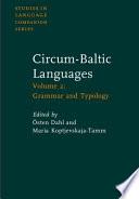 The Circum-Baltic Languages