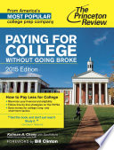 Paying For College Without Going Broke 2015 Edition