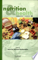 Nutrition and Health   Current topics   3 Book
