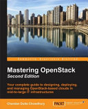Mastering OpenStack   Second Edition