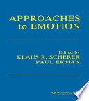 Approaches To Emotion
