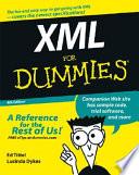 """XML For Dummies"" by Lucinda Dykes, Ed Tittel"
