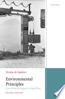 Environmental Law Principles