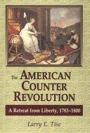 The American Counterrevolution