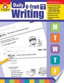 Daily 6-Trait Writing, Grade 1