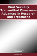 Viral Sexually Transmitted Diseases—Advances in Research and Treatment: 2012 Edition Pdf/ePub eBook