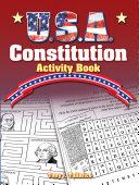 U S A  Constitution Activity Book