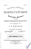 Southern California Horticulturist