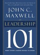 Leadership 101 Book PDF