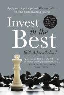 Invest In The Best [Pdf/ePub] eBook