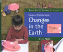 Hands On Projects About Changes In The Earth Book PDF