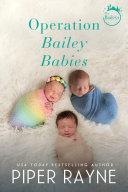 Pdf Operation Bailey Babies