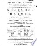 Sketches from Nature, etc. (The fourteenth edition, in which the appendix is considerably extended.).