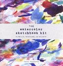 Watercolor Sketchbook Kit