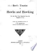 Bert S Treatise Of Hawks And Hawking Book PDF