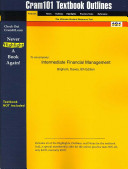 Studyguide for Intermediate Financial Management by Brigham, ISBN 9780324258912