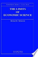 The Limits Of Economic Science